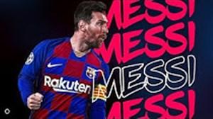 هنرنمایی های لیونل مسی برترین بازیکن سال 2019