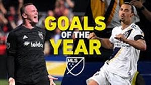 نامزدهای برترین گل سال 2019 لیگ MLS آمریکا