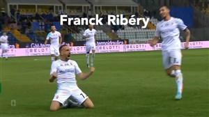برترین لحظات فرانک ریبری در فیورنتینا
