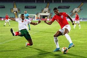 خلاصه بازی بلغارستان 0 - انگلیس 6 (مقدماتی یورو)