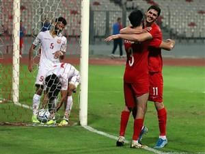 مدافعان بحرین پاشنه آشیل مقابل ایران