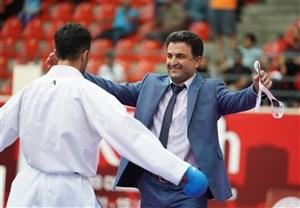 سلطانی سرمربی تیم ملی کاراته ازبکستان شد