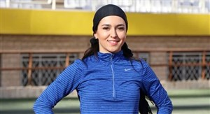 ماجرای لژیونر شدن دختر باد ایران