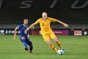 خلاصه بازی استرالیا 7 - چین تایپه 1