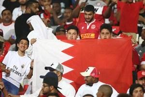 جریمه برای بحرین به علت توهین به سرود ایران
