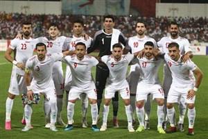 اعلام ترکیب ایران برابر عراق