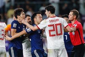 تکرار صحنههای روز شکست مقابل ژاپن