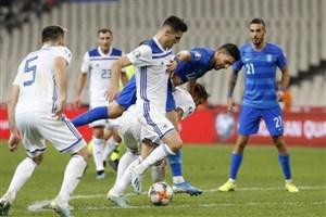گل های بازی یونان 2 - بوسنی 2 (مقدماتی یورو)
