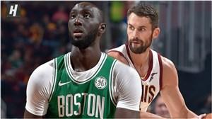 خلاصه بسکتبال بوستون  سلتیکس - کلیولند کاوالیرز