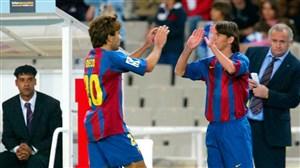 15سالپیشچنینروزی؛ اولینبازی مسی برای بارسلونا