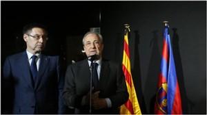 مخالفت رئال و بارسلونا با تغییر میزبانی ال کلاسیکو