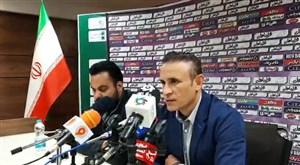 صحبتهای گل محمدی پس از شکست در جام حذفی