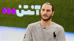 گفتگوی اختصاصی با ستاره دورگه بسکتبال ایران
