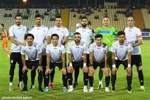 11 مرد منتخب بوشهر در نبرد با تیم جلالی