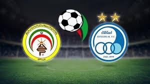 خلاصه بازی استقلال 3 - 0 فجرسپاسی (جام حذفی)