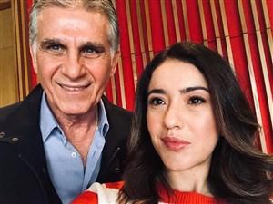 مصاحبه اختصاصی ورزش سه با سردبیر آاس کلمبیا