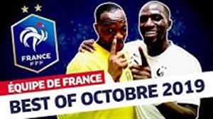 جذابترین حاشیه های تیم ملی فرانسه در ماه اکتبر