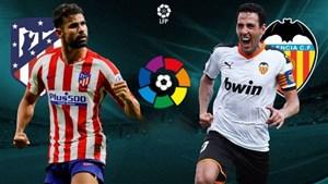 خلاصه بازی اتلتیکو مادرید 1 - والنسیا 1