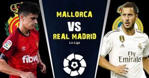 خلاصه بازی مایورکا 1 - رئال مادرید 0