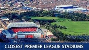 10 استادیوم نزدیک به هم در لیگ برتر جزیره