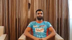 قهرمانی بنگال واریرز در لیگ کبدی هند با درخشش معین نبی بخش ستاره ایرانی
