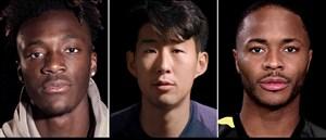 محکوم کردن نژادپرستی توسط بازیکنان لیگ جزیره