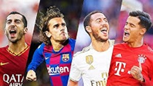 اولین گل بازیکنان برای تیم جدید خود در سال 2019