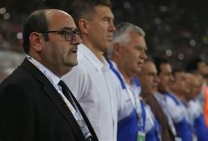 اردوی یک هفته ای عراق قبل از بازی با ایران