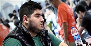 قهرمانی پرهام مقصودلو در رقابتهای آنلاین شطرنج