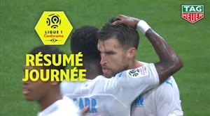 مروری بر بازی های هفته دهم لوشامپیونه فرانسه