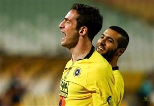 مدافع سپاهان تنها محروم یک چهارم نهایی جام حذفی