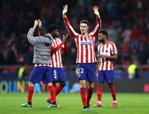 خلاصه بازی اتلتیکو مادرید 1 - 0 بایرن لورکوزن