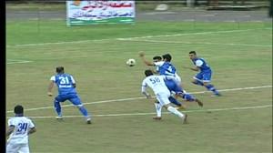 خلاصه بازی ملوان 1 - استقلال خوزستان 2