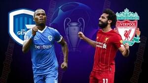 خلاصه بازی خنک 1 - لیورپول 4 (لیگ قهرمانان)