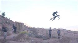 فینال مسابقات حرکات نمایشی با دوچرخه کوهستان