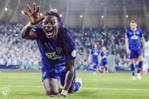 گل گومیس به السد بهترین گل نیمه نهایی لیگ قهرمانان آسیا