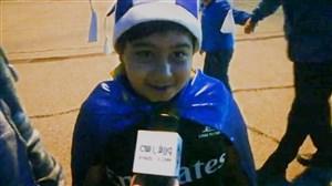 گزارش میدانی از ورزشگاه آزادی؛گفت وگو با هواداران استقلال