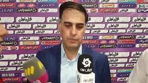 آذری: به نظر من غرامت را بدهیم اما به جام جهانی برویم