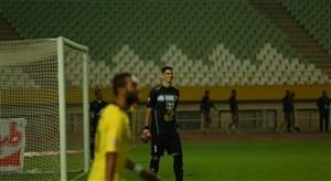 اختصاصی؛ لحظه رکورد شکنی نیازمند در میان تشویق هواداران سپاهان