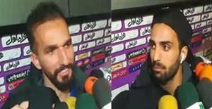 صحبتهای بازیکنان پارس پس از شکست در برابر استقلال
