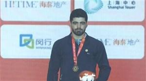 مسیر سخت خورشیدی برای رسیدن به مدال طلای ووشو