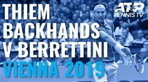 برترین عکس العمل های برتنی در مسابقات تنیس 2019