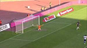 عجیب ترین گل هفته در لیگ فوتبال کرواسی