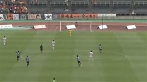 دو سوپرگل 60 متری متوالی در لیگ ژاپن