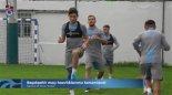 تمرین امروز تیم ترابزون با حضور مجید حسینی