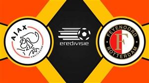 خلاصه بازی آژاکس 4 - فاینورد 0 (لیگ هلند)