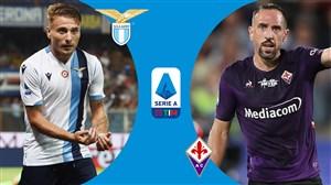 خلاصه بازی فیورنتینا 1 - لاتزیو 2