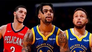 خلاصه بسکتبال نیواورلینز - گلدن استیت