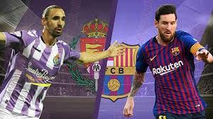 خلاصه بازی بارسلونا 5 - وایادولید 1