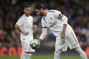 گل اول سوسیداد به رئال مادرید روی اشتباه راموس